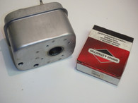 Briggs & Stratton  Lo-Tone Muffler 494221 7HP / 8HP Horizontal Engines NEW