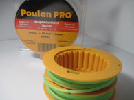 Poulan / Pro   Trimmer Replacement SPOOL 952-711636 PP025