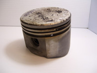 Briggs & Stratton 16.5 18 hp OPPOSED TWIN PISTON 498584 42A700 42B700 42D700 422700 42707 USED