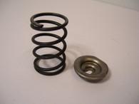 Honda Engine GCV160 GCV160LA Valve Spring w/ retainer Used