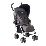 Silver Cross Pop 2 Pushchair - Black