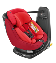 Maxi-Cosi Axissfix Plus Car Seat  - Vivid Red