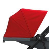 Quinny Zapp Flex Plus/Flex Sun Canopy - Red
