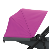 Quinny Zapp Flex Plus/Flex Sun Canopy - Pink