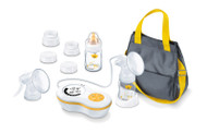 Nimans Beurer BY 60 Electric Breast Pump Kit