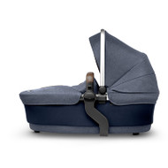 Silver Cross Wave Carrycot - Midnight Blue