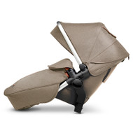 Silver Cross Wave Tandem Seat Unit - Linen