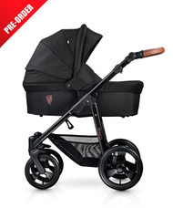 Venicci® Gusto 2 in 1 Travel System  - Black