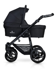 Venicci Soft Edition 3 in 1 Travel System - Black