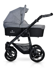 Venicci Soft Edition 2 in 1 Travel System - Denim Grey