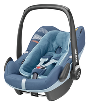 Maxi-Cosi Pebble Plus Car Seat - Frequency Blue