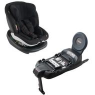 BeSafe iZi Modular i-Size Car Seat - Fresh Black Cab + iZi Modular i-size base