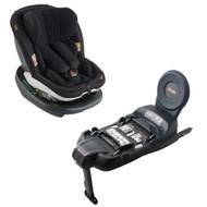 BeSafe iZi  Modular i-Size - Premium Car Interior Black + i-Size base