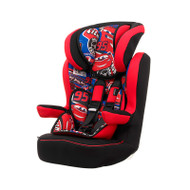 Obaby Disney 1-2-3 High Back Booster Car Seat - Cars