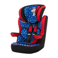 Obaby Disney 1-2-3 High Back Booster Car Seat - Buzz