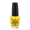 OPI Nail Studio - Orange & Yellow
