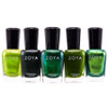 Zoya Natural Nail Polish - Green