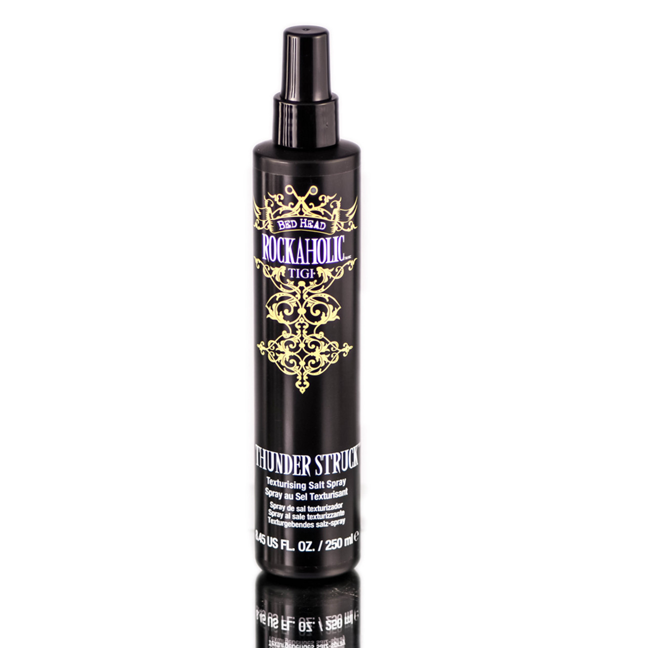tigi bed head rockaholic thunder struck texturising salt spray