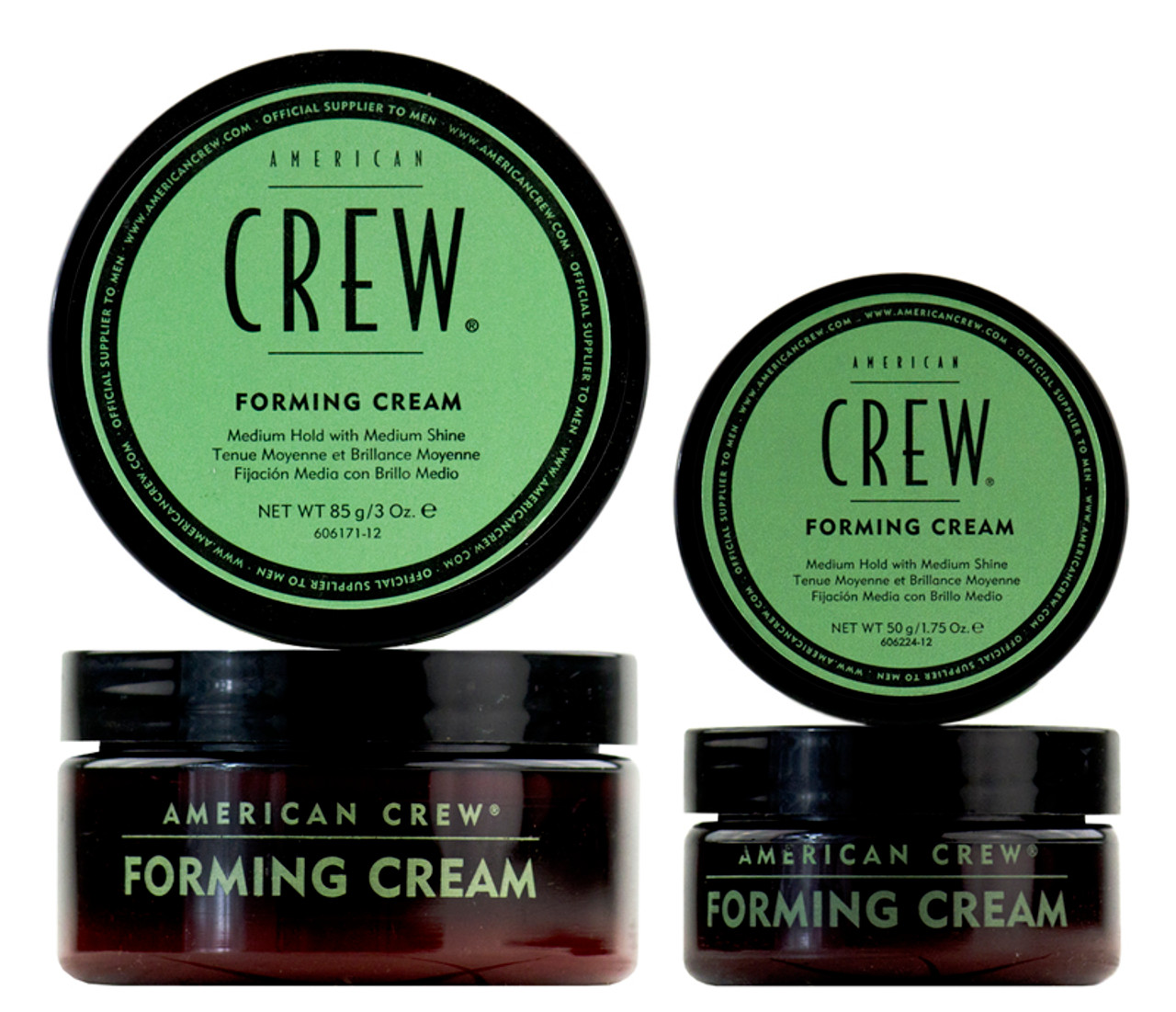 American Crew Forming Cream Medium Hold Amp Medium Shine Sleekshop Com Formerly Sleekhair
