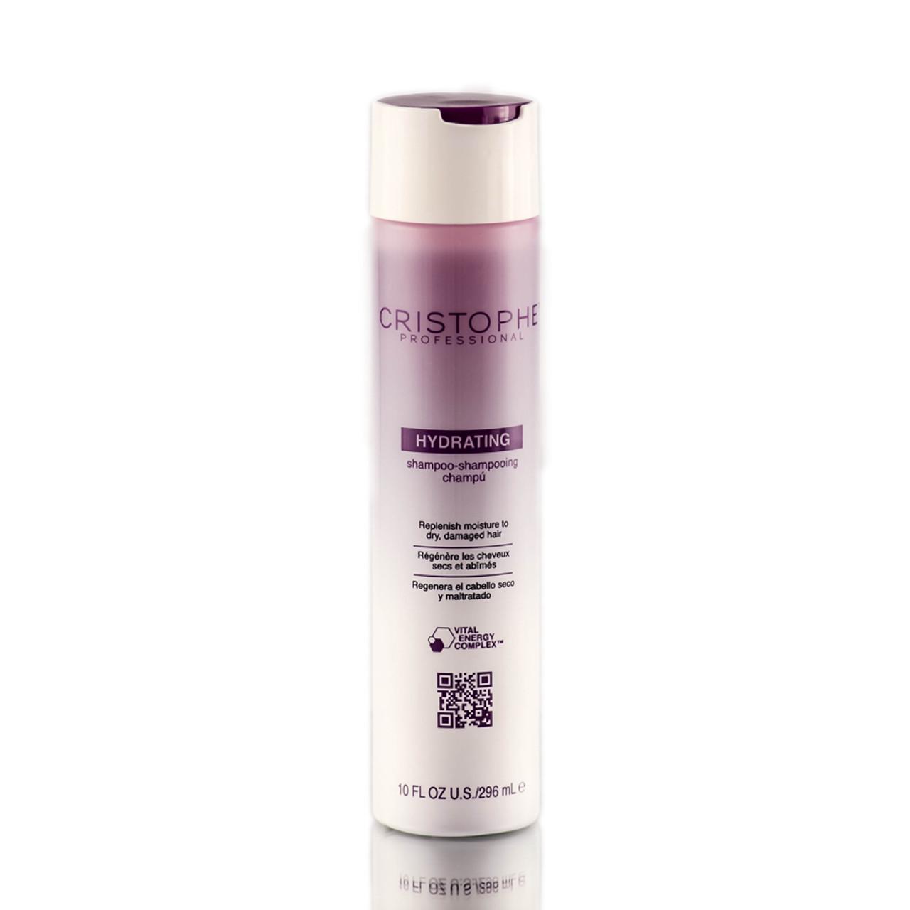 Cristophe professional hydrating shampoo for Cristophe salon prices