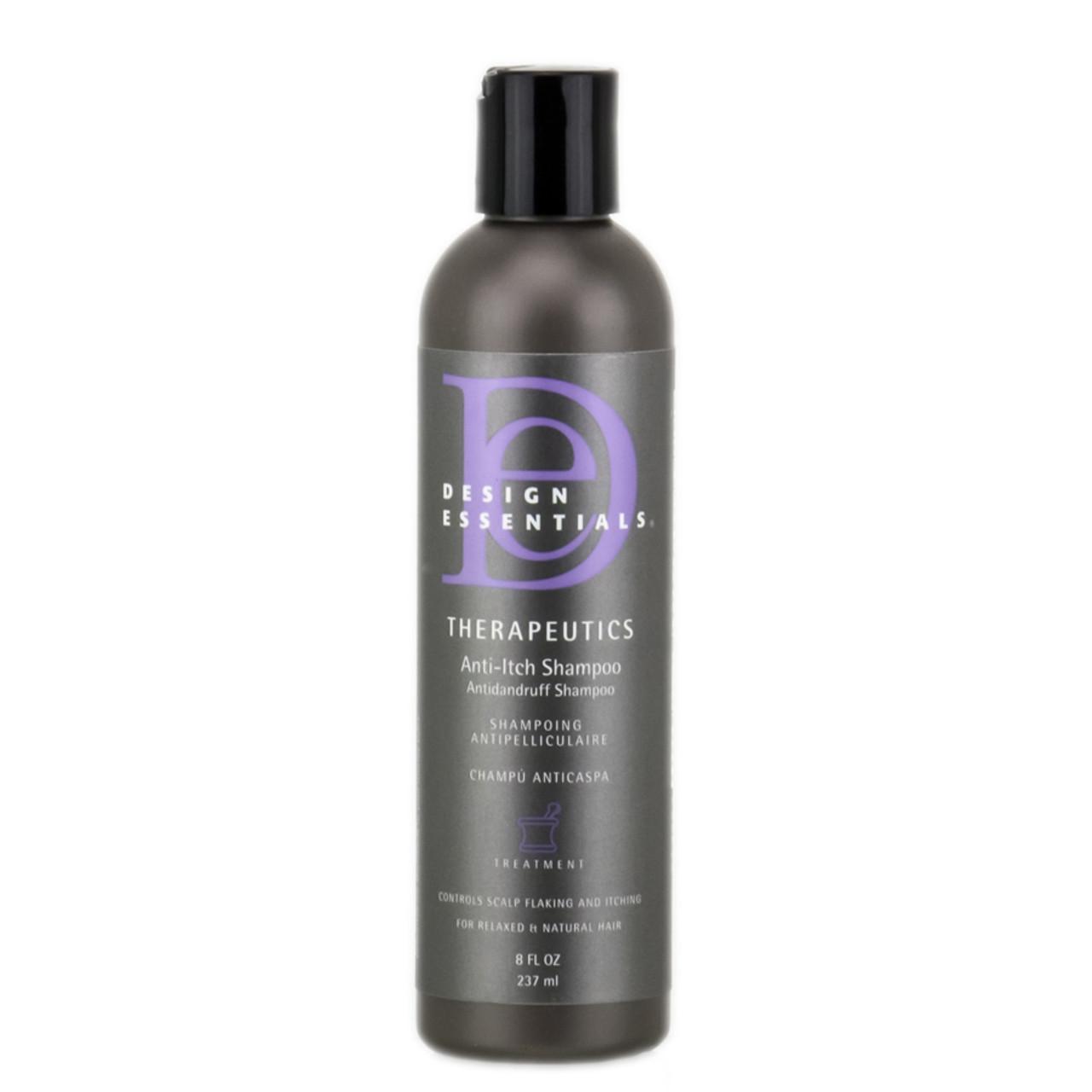 Home Designer Essentials: Design Essentials Therapeutics Anti-Itch Shampoo (Anti