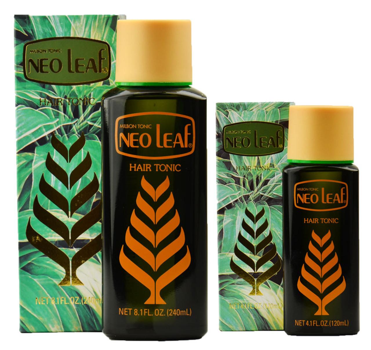 Milbon Tonic Neo Leaf Hair Tonic