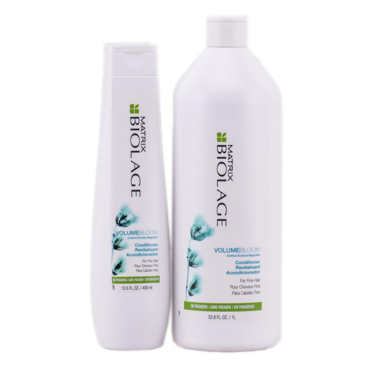 Matrix hair brush 4 - Matrix Biolage Volumebloom Conditioner For Fine Hair