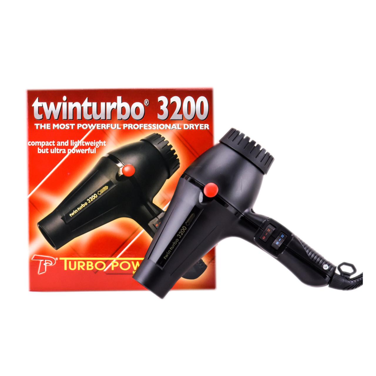 Turbo Power Twinturbo 3200 Compact Dryer Sleekshop