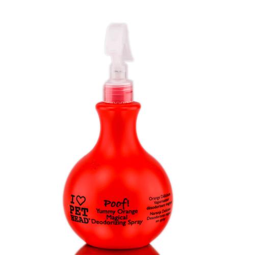 Tigi Pet Head - Poof Magical  Deodorizing Spray - Yummy Orange