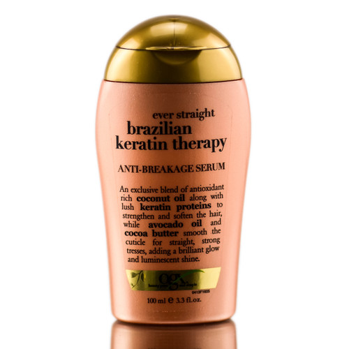 Organix Brazilian Keratin Therapy Anti Breakage Serum