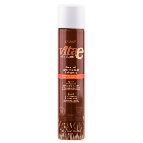 Lamaur Vita E With Vitamin Ultra Hold Hair Spray