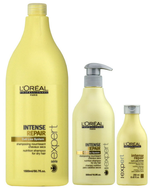 L'Oreal Serie Expert - Intense Repair Shampoo