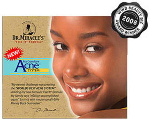 Dr. Miracle's Goodbye Acne System Kit