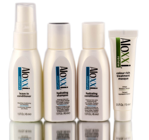 Aloxxi Color Care Take Home Collection
