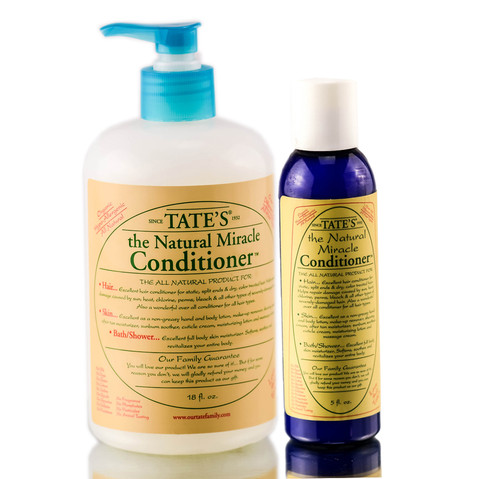 Tate's The Natural Miracle Conditioner