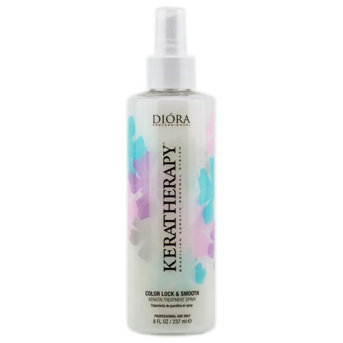 Diora Keratherapy Color Lock And Smooth Keratin Treatment Spray