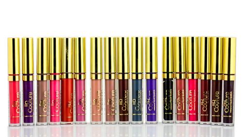 LA-Splash Cosmetics Lip Couture Lipstick (Waterproof)