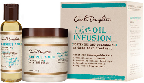 Carol's Daughter Olive Oil Infusion At-Home Hair Treatment
