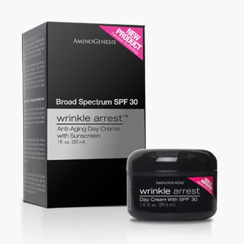 AminoGenesis Broad Spectrum SPF 30 Wrinkle Arrest