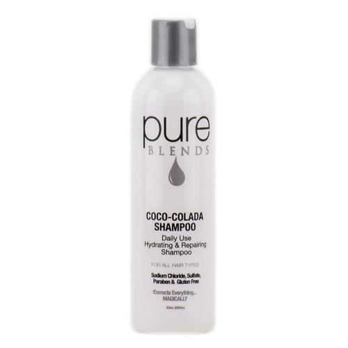 Pure Blends Daily Use Hydrating Repairing Shampoo - Coco-Colada