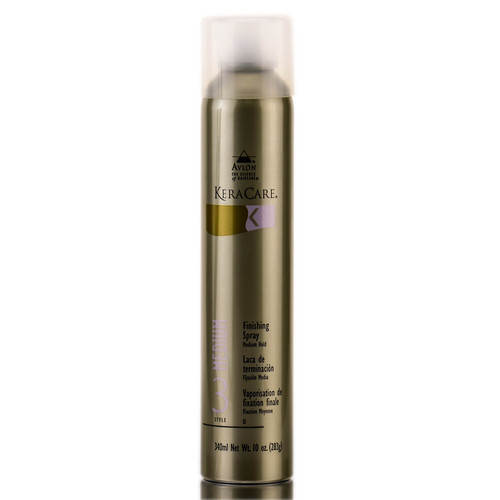 Avlon KeraCare Finishing Spray Medium Hold