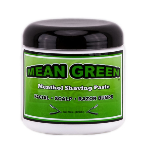 Champkom Champion Hair Care Mean Green Menthol Shaving Paste