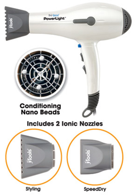 Bio Ionic Powerlight  NanoIonic Pro-Dryer