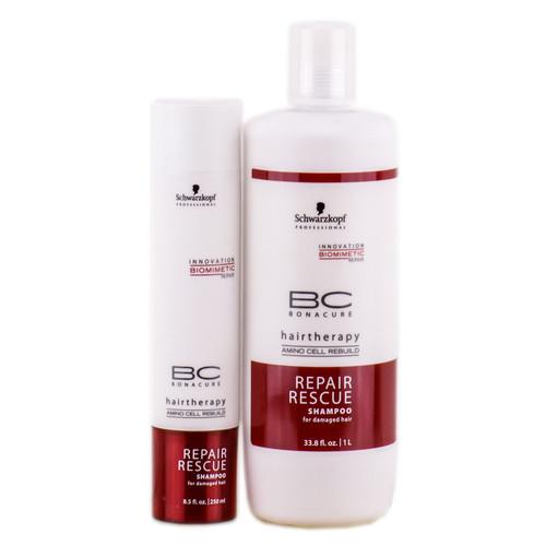 Schwarzkopf BC Bonacure Repair Rescue Shampoo