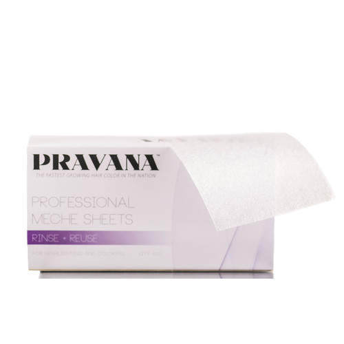 Pravana Professional Meche Sheets