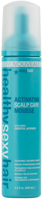 Healthy Sexy Hair Activating Scalp Care Mousse