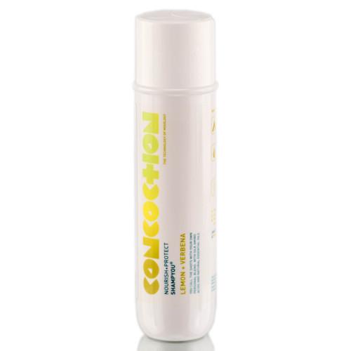 Concoction Nourish Plus Protect SuperSerum Lemon Verbena Shampoo