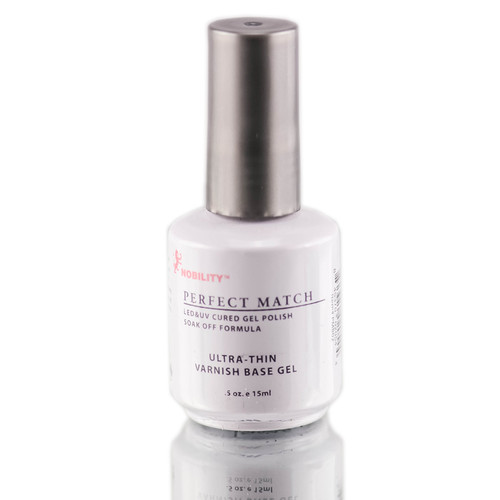 Gel Polish: Lechat Perfect Match Ultra Thin Varnish Base Gel