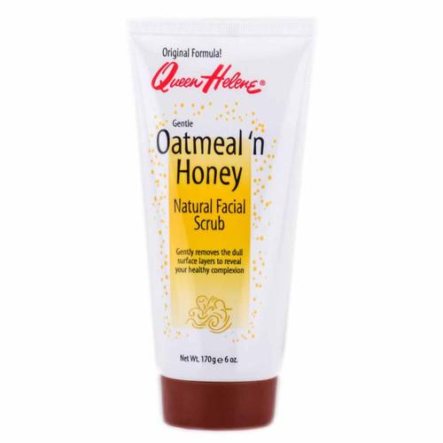 Queen Helene Gentle Oatmeal N Honey Natural Facial Scrub