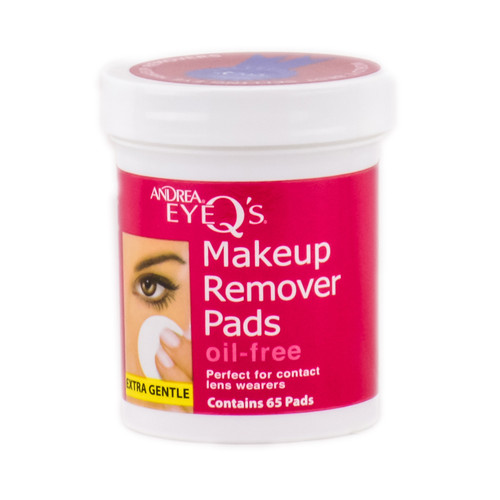 Andrea Eye Q's Makeup Remover Pads - Oil Free